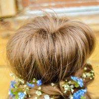 Вот такая причёска :: Света Кондрашова