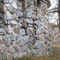 Древние стены крепости - Приозерск :: Ольга ОК Попова