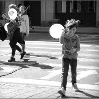 самый белый шарик :: sv.kaschuk