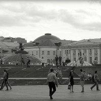 Московские будни :: Надежда Бахолдина