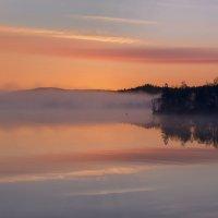 Закат - восход солнца :: Татьяна Мурина