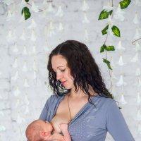 Мать и дитя :: Кристина Волкова(Загальцева)