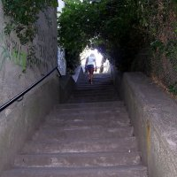 Знаменитая лестница :: Владимир