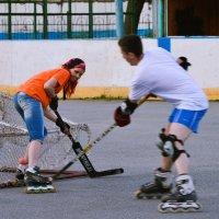 В хоккей играют...все! :: cfysx