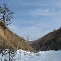 Зимний Агверан :: Volodya Grigoryan
