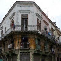 Высший класс и низший... (Гавана, Куба) :: Юрий Поляков
