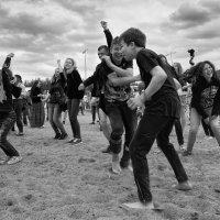 Танцы на песке 1 :: Любовь Гайшина