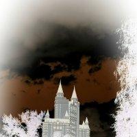 Замок-оборотень :: Виктория Нефедова