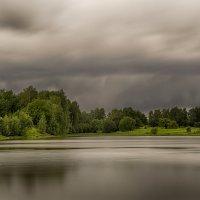 Суровое начало лета :: Алексей Соминский