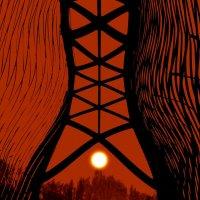 Вот такая Она...арка моста...)) :: Рустам Илалов