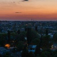Закат над Одессой :: Сергей Форос