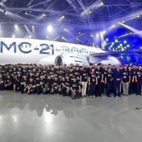 Лайнер русской мечты МС-21 :: Алексей Поляков
