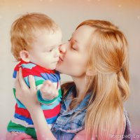 самый сладкий поцелуй :: Евгения Кулешова