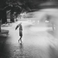 дождливое настроение... :: Батик Табуев