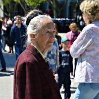 Бабушка :: Елизавета Царук