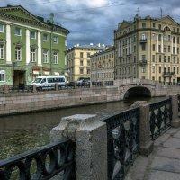 Угол Мойки и Зимней канавки :: Valeriy Piterskiy