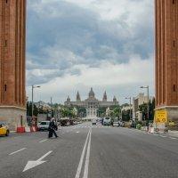 Архитектура Барселоны :: Константин Шабалин