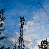 небо, и башня :: Света Кондрашова
