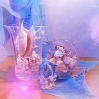 В мечтах о море :: Nina Yudicheva