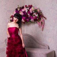 Red Dress :: Алексей Варфоломеев