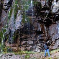 Нижний водопад в Бутаковском ущелье. :: Anna Gornostayeva