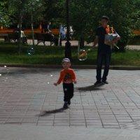 за пузырями!!! :: Alexandr Staroverov