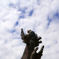 Памяти жертв холокоста. :: Tatiana Golubinskaia