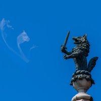 Лев и облака :: РАМ Стрельцов