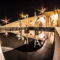 Прыжки в воду. Фрагмент Ереванского Большого Каскада :: Ашот ASHOT Григорян GRIGORYAN