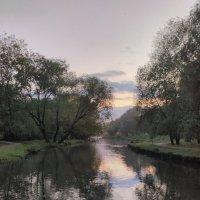 река Яуза :: Надежда