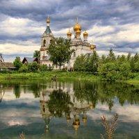 Покровский храм. :: Анатолий. Chesnavik.