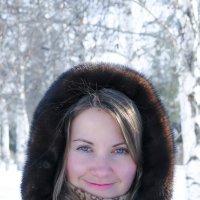 Зимнее солнышко :: Сергей Тагиров