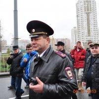 Следящий :: Борис Александрович Яковлев