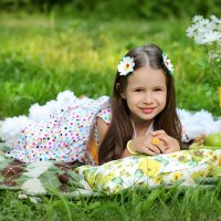Летний пикник! :: Лина Трофимова