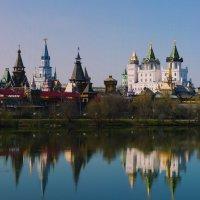Измайловский Кремль :: Сергей Семак