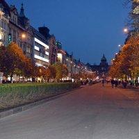 Вечер в Праге :: Ольга