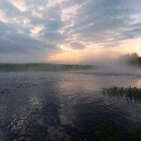 Туманный рассвет :: Павлова Татьяна Павлова