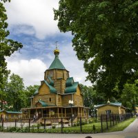 Храм Иоанна Крандштадского :: Леонид Железнов