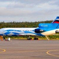 Як-42Д :: vg154