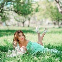 Дыхание весны :: Yana Sergeenkova