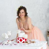 Свадебный торт :: Ирина Окунская