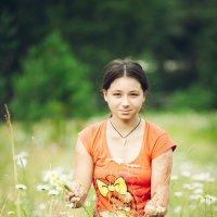 Оттенки красоты бесконечно различны — в этом богатство мира :: Юрий Лобачев