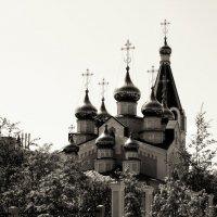 Церковь :: Марина Влади-на
