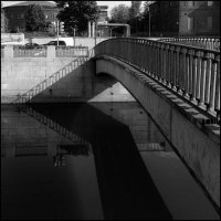 Газовый мост. Обводный канал. Санкт-Петербург. :: Сергей Еремин