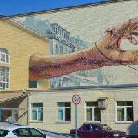 Фасад павильона на Мосфильме :: Евгений Кривошеев