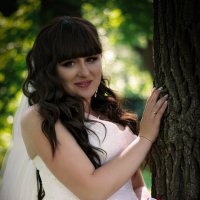 Моя первая свадьба :: Яна Дорофеева