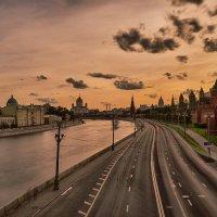 Москва вечерняя :: Алексей Соминский