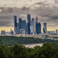 Вечерняя Москва :: Андрей Дворников