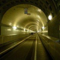 Старый тоннель под Эльбой :: Nina Yudicheva