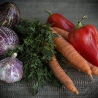 Овощи :: Владимир Бесперстов
